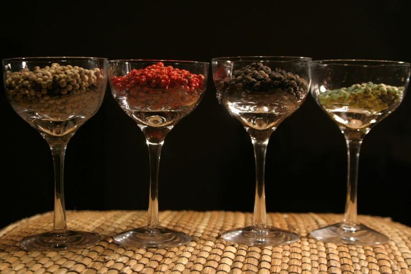 peppar-i-glas